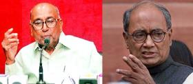 वरिष्ठ कांग्रेस नेता महेश जोशी ने कहा दिग्विजयसिंह की गलत नीतियों से हारे चुनाव