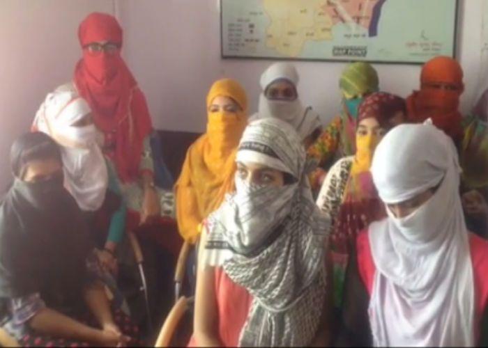 छिंदवाड़ा की युवतियां यहां बनी थी बंधक, पुलिस ने छुड़ाया