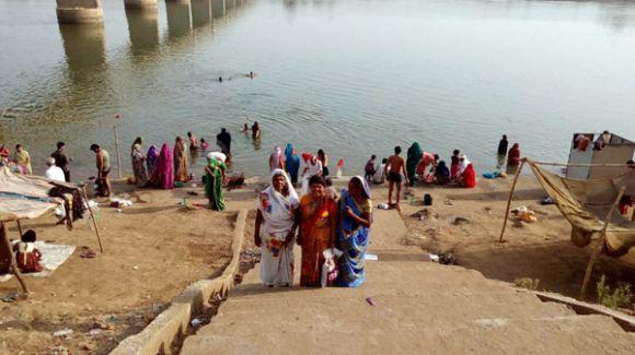 बिहार में गंगा नदी की गाद का होगा निरीक्षण