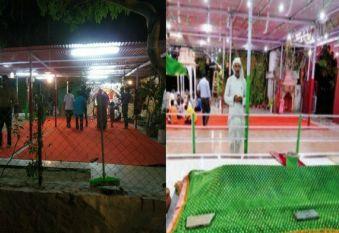 यहाँ साथ पूजे जाते हैं हनुमान और अल्लाह, एक ही थाली में मिलता है आरती और अजान का प्रसाद!