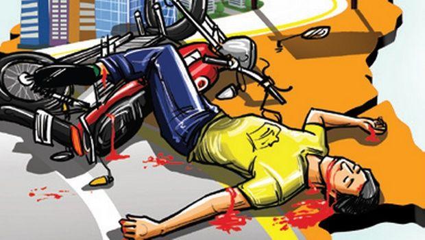 बाराबंकी में सड़क दुर्घटना में पति-पत्नी की मौत, मासूम बाल-बाल बची