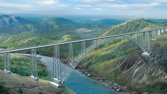 जम्मू कश्मीर में बनेगा एफिल टावर से भी ऊंचा पुल, जानिएं इसकी खासियत