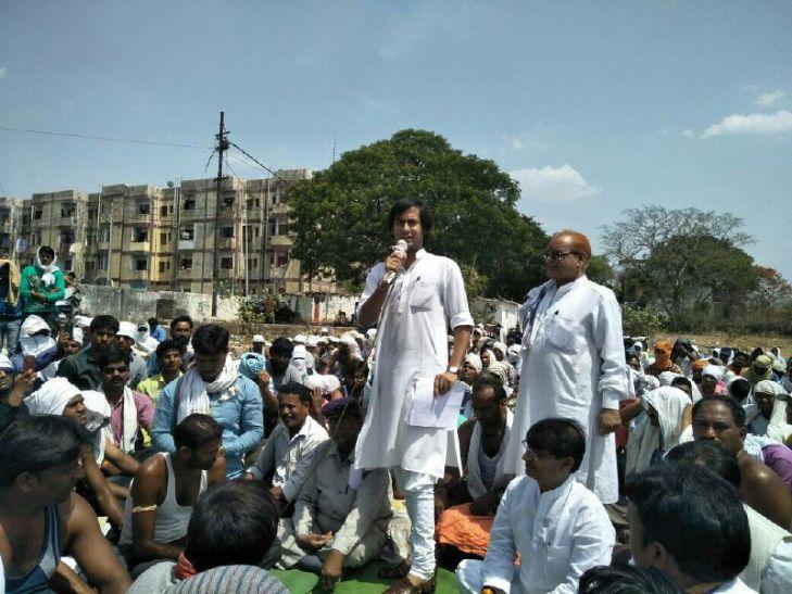 108 एंबुलेंस की हड़ताल को कांग्रेस का समर्थन, बोले- हम हक दिलाएंगे