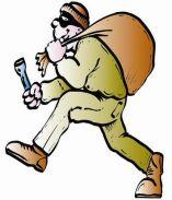 BSL के रिटायर्ड अधिकारी के घर चोरों का धावा, लाखों की चोरी