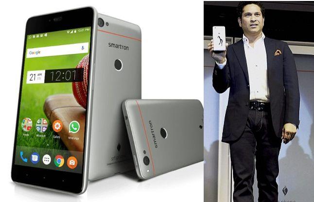 सचिन तेंदुलकर ने लॉन्च किया srt.phone, जानिए क्या है खास