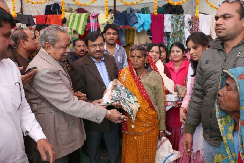 अल्प विराम कार्यक्रम में अशोकनगर को तीसरा स्थान