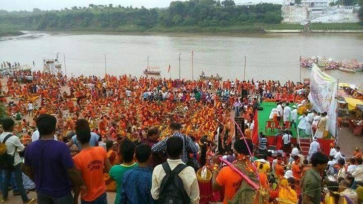 नदी, जल और पर्यावरण संरक्षण पर राष्ट्रीय मंथन