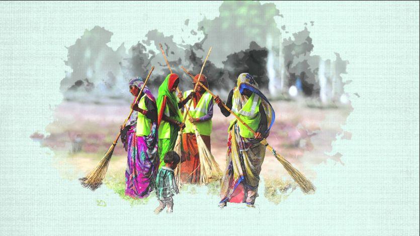 CSE ने खड़े किये भारत सरकार द्वारा की गयी स्वच्छता रैंकिंग पर सवाल