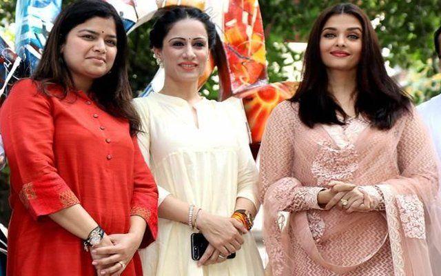 ऐश्वर्य ने मुंबई को सुंदर बनाने के लिए रूबल नेगी को सराहा