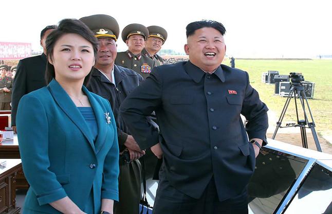 Wife Of Kim Jong Un
