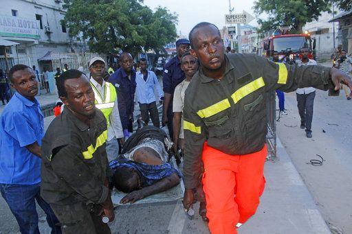 मोगादिशू रेस्तरां विस्फोट में सेना का कमांडर समेत 5 की मौत