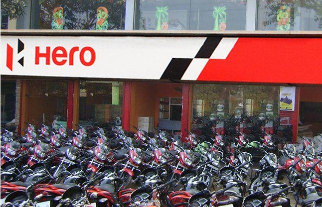 हीरो मोटोकॉर्प का मुनाफा 14 फीसदी घटा, बेची 16.22 लाख मोटरसाइकिलें