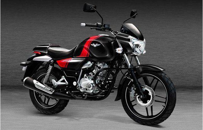 बजाज ने डिस्क ब्रेक वेरिएंट के साथ लॉन्च की नई बाइक V12