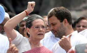 नेशनल हेराल्ड मामला: सोनिया राहुल को दिल्ली हाईकोर्ट ने दिया झटका