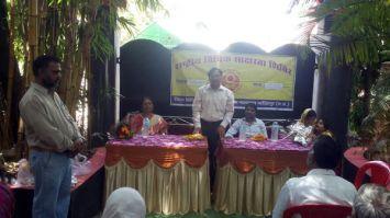 राजेंद्रबाबू वार्ड इमलिया में विधिक साक्षरता शिविर आयोजित
