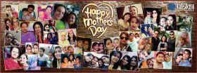 'मदर्स डे'SPECIAL:गूगल ने बनाया डूडल, लोगों ने कहा-'तुम्हारे प्यार में हर शब्द अधूरा है मां'