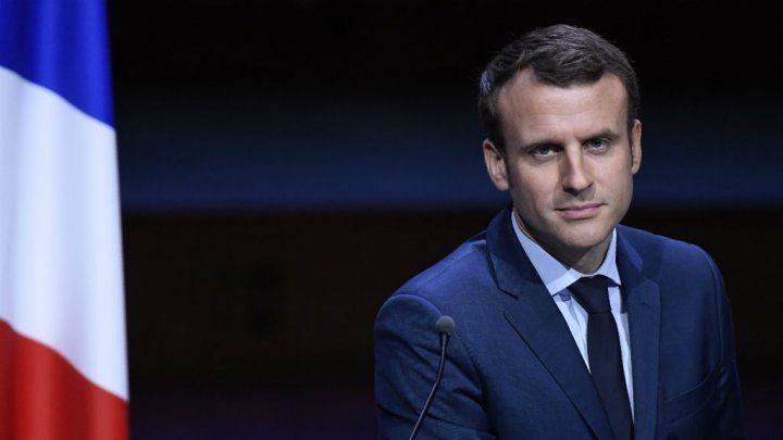 फ्रांस: आज राष्ट्रपति पद की शपथ लेंगे इमैनुएल मैक्रों