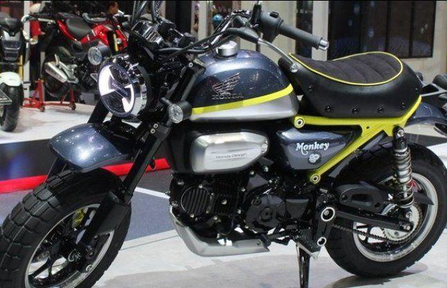 भारत में जल्द लॉन्च हो सकती है होंडा की यह मिनी बाइक