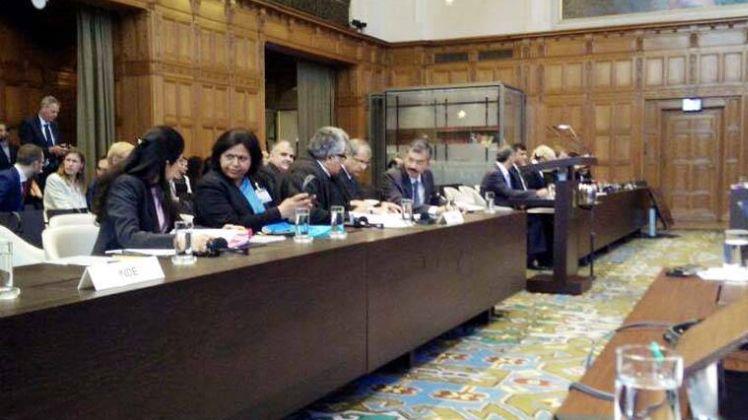 कुलभूषण मामला: भारत ने ICJ में कहा पाक कर रहा उल्लंघन, स्थिति बेहद गंभीर