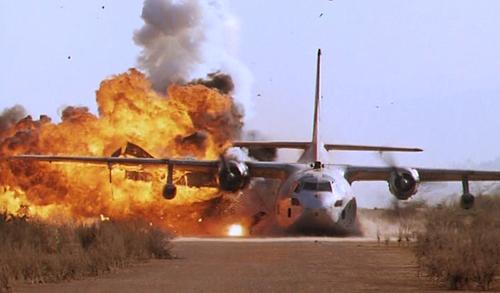 अमरीका में निजी विमान दुर्घटनाग्रस्त, 2 मरे