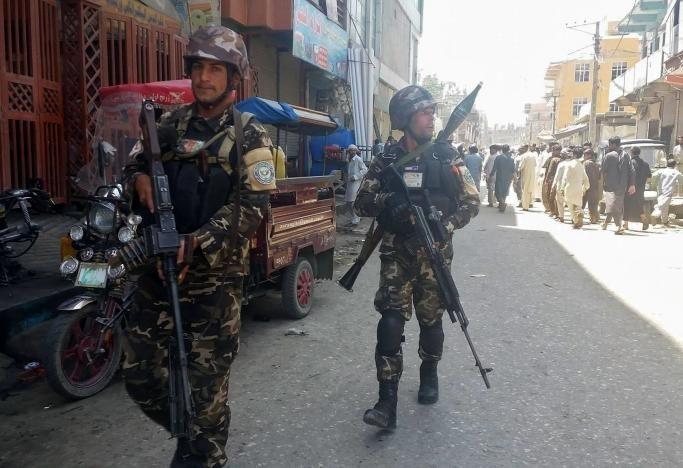 अफगान टीवी स्टेशन पर हमले में चार की मौत, 6 घायल