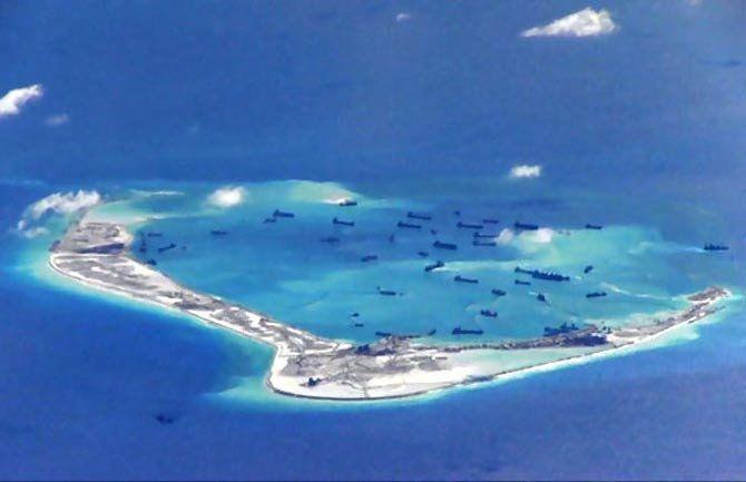 दक्षिण चीन समुद्र पर विवाद गहराया, ड्रैगन ने तैनात किए रॉकेट लॉन्चर्स