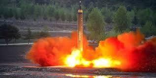 'ह्वासोंग-12 का सफल परीक्षण कोरियाई जनता की बड़ी जीत'