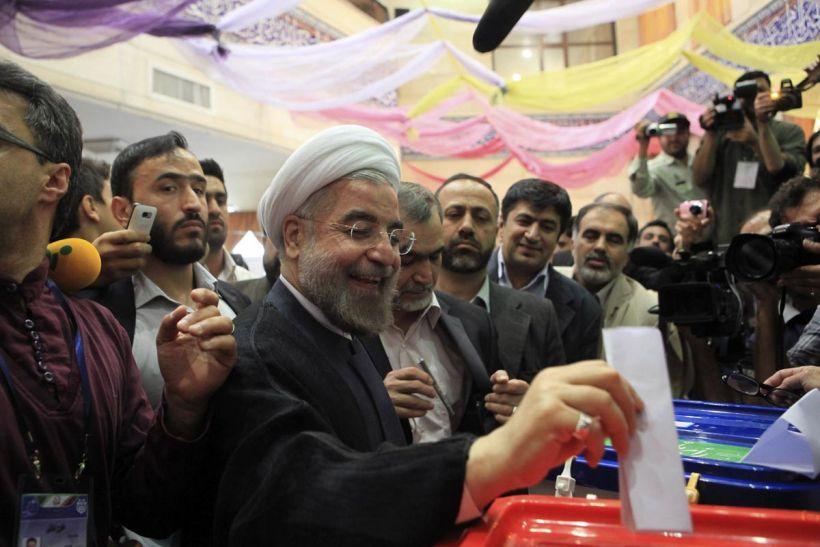 ईरान में राष्ट्रपति चुनाव के लिए मतदान शुरू