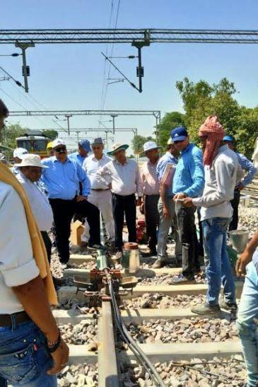 रेलवे ने इस रुट पर पूरा किया दोहरीकरण, यात्रियों का बचेगा समय