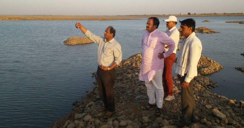 नगरवासियों को नहीं होगी 15 जून तक पानी की दिक्कत