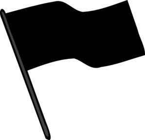 कांग्रेस पदाधिकारियों को दिखाए काले झंडे