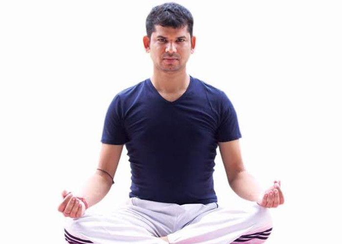 योग से बेहतर करियर भी सम्भव : मंगेश त्रिवेदी