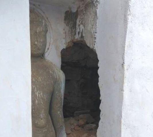 अतिप्राचीन भगवान आदिनाथ की प्रतिमा चुराने का प्रयास