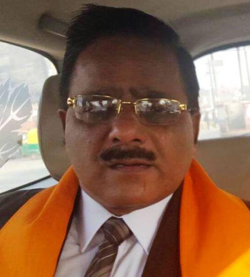 योगी सरकार के खिलाफ इस बीजेपी विधायक ने खोला था मोर्चा, अब पार्टी ने दिया बड़ा झटका