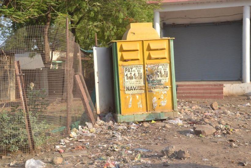 71 लाख खर्च करने के बाद शहर के माथे पर 'साफ-सुथरा' न होने का कलंक