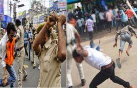 नीतीश सरकार की पुलिस ने मेडिकल छात्रों पर चलाई लाठियां