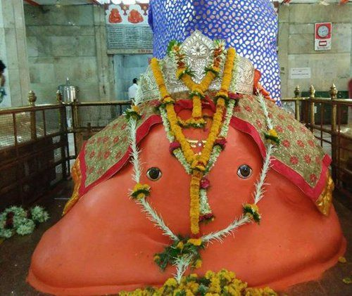 संसार के इस इकलौत गणेश मंदिर को नया रूप देने का कार्य शुरू