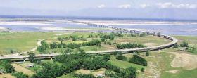 एशिया के सबसे लंबे ढोला-सदिया पुल का उद्घाटन, SAIL की प्रमुख भूमिका