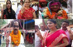 बिहार निकाय चुनाव: नए चेहरों की भरमार, महिलाओं का रहा दबदबा