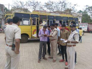 विडियो भी देखें  चलती बस में चालक ने मोबाइल को हाथ लगाया तो खैर नहीं