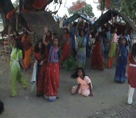 यहां नवरात्र के अवसर पर लगता है भूतों का मेला, सैकड़ों लोग बनते हैं गवाह