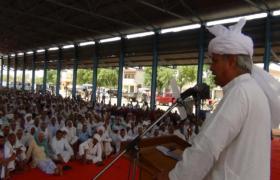 जाट आरक्षण वार्ता पर सरकार की धीमी कार्रवाई-यशपाल मलिक