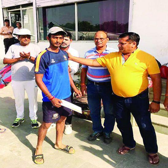 प्रांजल की शानदार पारी से ग्वालियर ने रीवा को हराया