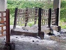 यूपी में एक और घोटाला उजागर, श्मशान घाट निर्माण के नाम पर करोड़ों का बंदरबांट