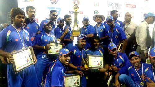 एमपी के इस दिव्यांग की उपकप्तानी में भारतीय टीम ने अफगानिस्तान से जीती सीरीज