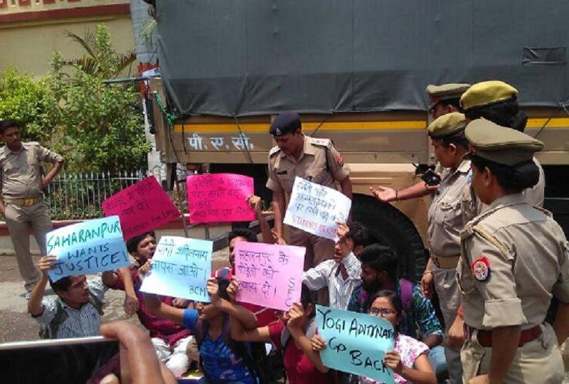 सहारनपुर हिंसा का विरोध करने वाली आईआईटी की छात्राओं की जासूसी करा रहा बीएचयू प्रशासन