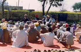 नई ग्राम पंचायतों की स्थापना को 300 की आबादी जरूरी: बाजवा