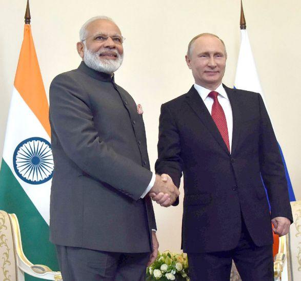 NSG-UNSC में भारत की स्थायी सीट का समर्थन करेगा रूस: पुतिन