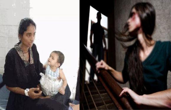 बेटी को जन्म देने पर बेटी समान बहू को अधमरा कर घर से भगाया