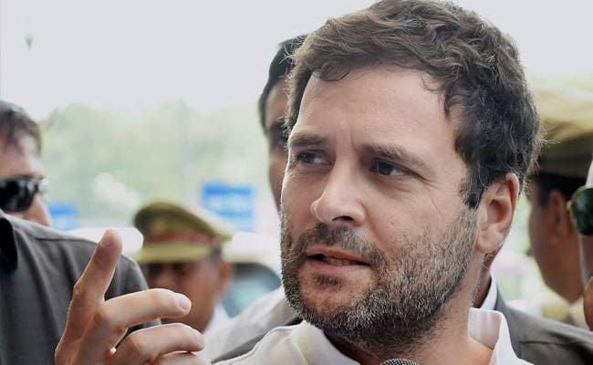 कांग्रेसी नेता ने राहुल गांधी को बताया पप्पू तो प्रदेश अध्यक्ष राज बब्बर ने दी ये सजा